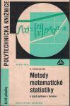 Metody matematické statistiky - R. Reisenauer