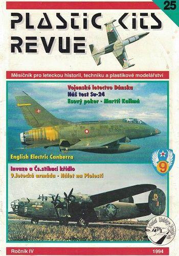 Plastic Kits Revue 25/1994