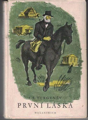 První láska - I. Turgeněv