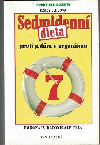 Sedmidenní dieta proti jedům v organismu - L. Ellisová