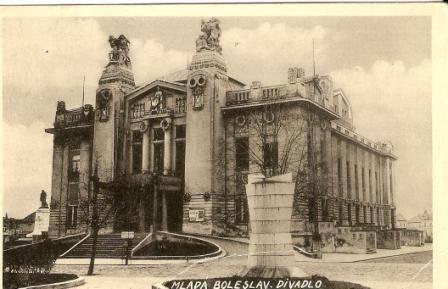 Mladá Boleslav - divadlo