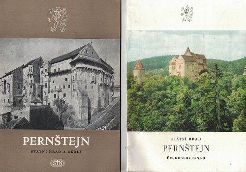 2 x Hrad Pernštejn