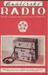 Amatérské rádio 1959 - svázáno