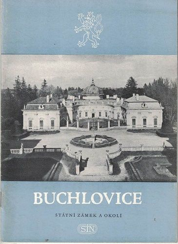 Buchlovice - zámek a okolí