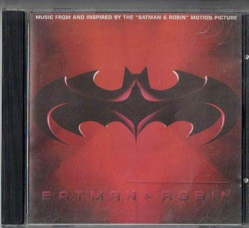 CD Batman and Robin