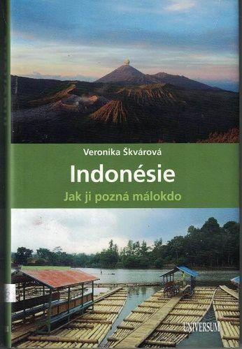 Indonésie - Veronika Škvárova