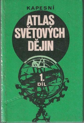 Kapesní atlas světových dějin 1