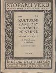 Kulturní kapitoly z našeho pravěku - Jan Filip