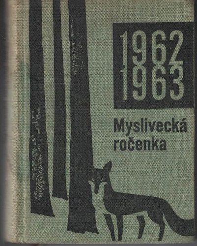 Myslivecká ročenka 1962-63