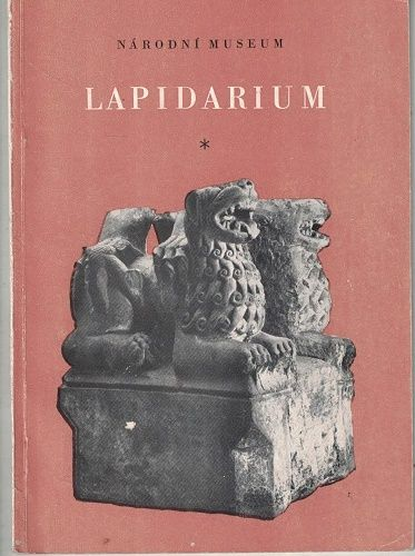Národní museum - Lapidárium