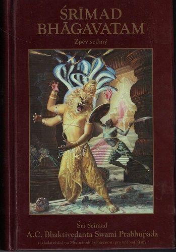 Srímad Bhágavatam - zpěv sedmý - Swami Prabhupáda