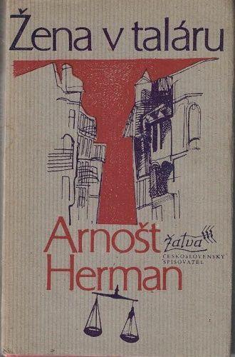 Žena v taláru - A. Herman