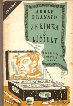 Skříňka s líčidly - A. Branald