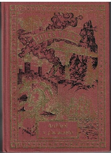 Archipel v plamenech - Jules Verne