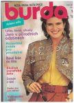 Burda 1/1990 - světová móda
