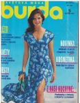 Burda 5/1993 - světová móda