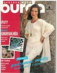 Burda 8/1993 - světová móda