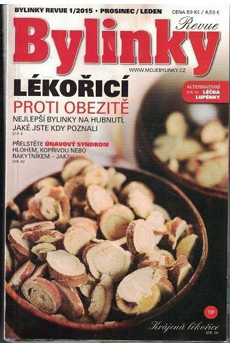 Bylinky revue 2015 - kompletní ročník