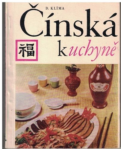 Čínská kuchyně - D. Klíma