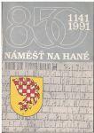 Náměšť na Hané 1141-1991