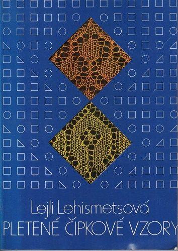 Pletené čipkové vzory - Lejli Lehismetsová