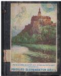 Přehled slovenských dějin - K. Kálal
