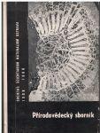 Přírodovědecký sborník 1968 - Ostrava