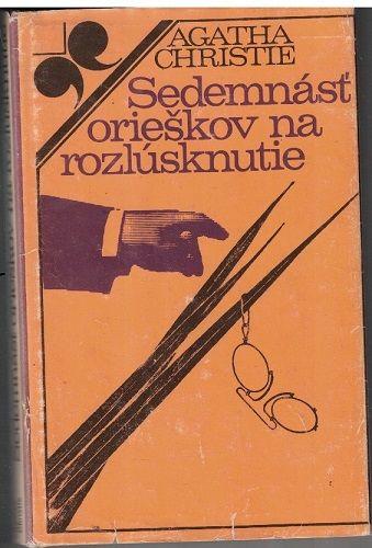 Sedemnásť orieškov na rozlúsknutie - Agatha Christie