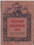 Těšínský kalendář 1926