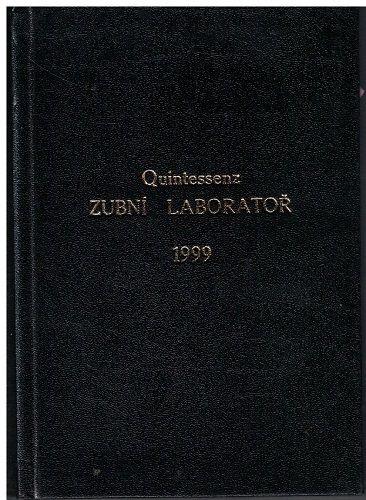 Zubní laboratoř 1999 - svázáno