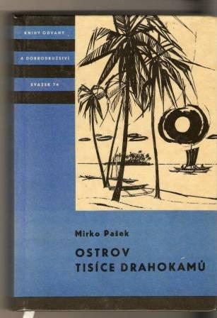 Ostrov tisíce drahokamů - M. Pašek