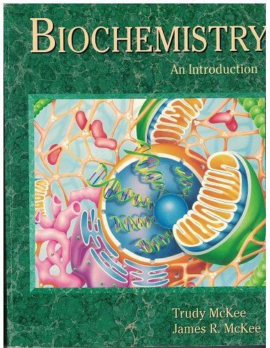 Biochemistry - Trudy McKee, James McKee