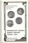 Numismatické památky Zemské jubilejní výstavy 1891 - Štemberg, Fuciman