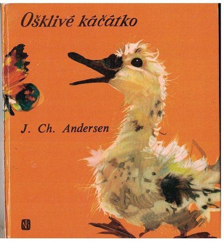 Ošklivé káčátko - J. Ch. Andersen