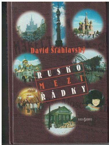 Rusko mezi řádky - David Šťáhlavský