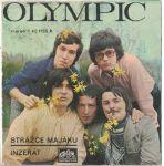 SP Olympic - Strážce majáku, Inzerát
