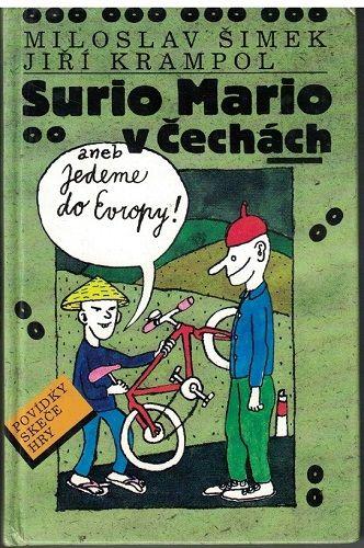 Surio Mario v Čechách - Šimek, Krampol