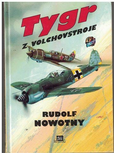 Tygr z Volchovstroje - Rudolf Novotny