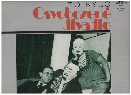 2 LP To bylo Osvobozené divadlo 1928-1933 1