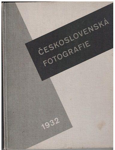 Československá fotografie 1932