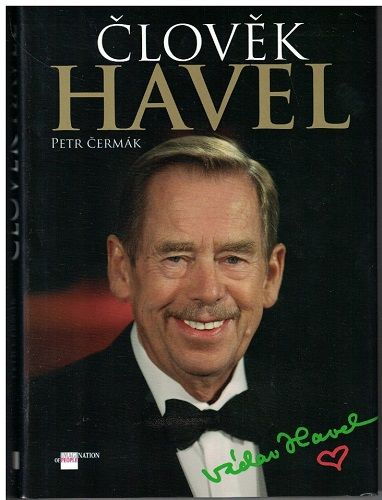Člověk Havel - Petr Čermák