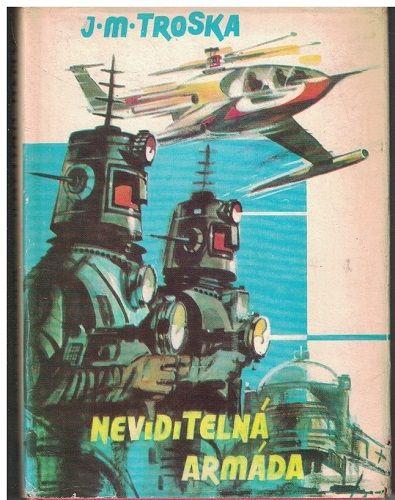 Kapitán Nemo 3 - Neviditelná armáda - J. M. Troska