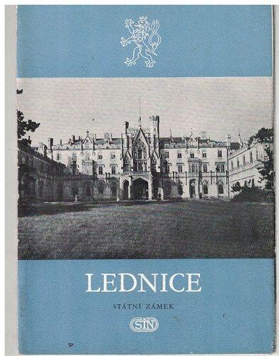 Lednice - zámek
