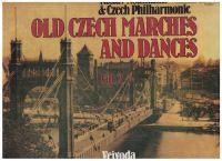 LP Old czech Marches and Dances - Václav Neumann a Czech Philharmonic