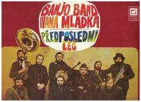 LP Předposlední leč - Banjo band Ivana Mládka