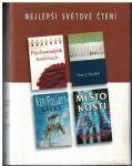 Nejlepší světové čtení - Město kostí  - M. Conelly, Psychoanalytik - J. Katzenbach