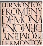 Proměny démona - Michail Lermontov
