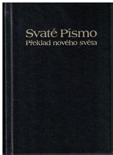 Svaté písmo (Bible) - překlad Nového světa