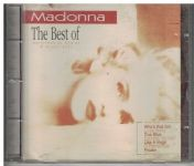 CD The Best of - Madonna