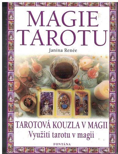 Magie tarotu - Janina Reneé